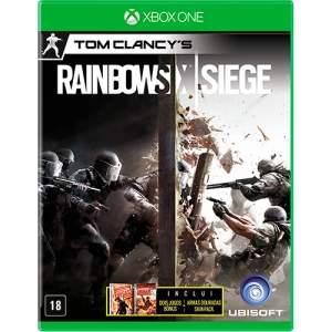 [Submarino] Game - Tom Clancys Rainbow Six: Siege - Xbox One por R$ 154