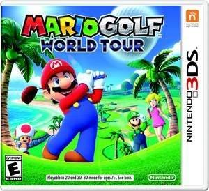 [Livraria Cultura] Jogo Mario Golf - Worls Tour - Nintendo 3DS - R$60