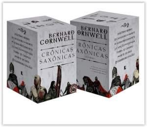 [Submarino] Livro - Box Crônicas Saxônicas (7 Livros) por R$ 80