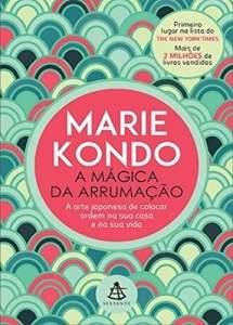 [Amazon] A Mágica da Arrumação, Marie Kondo - R$15