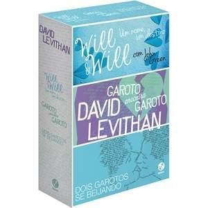 [VOLTOU - Submarino] Box David Levithan (3 volumes) - R$20