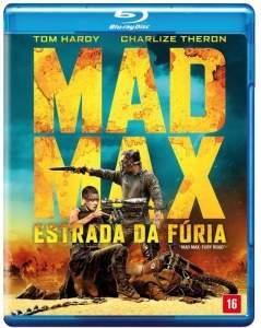 [Livraria Cultura] Filme Mad Max - Estrada da Fúria - Blu-ray - R$40