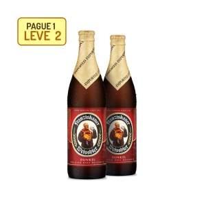 [Empório da Cerveja] Kit Franziskaner Hefe Weissbier Dunkel - Compre 1, Leve 2 - R$15