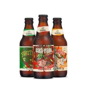 [Empório da Cerveja] Kit Bohemia Caá-Yari 300ML - Compre 3, Leve 6 - R$19,47