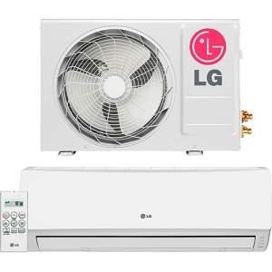 [Americanas] Ar Condicionado Split LG Hi Wall Smile 17.000 Btus Quente/Frio - 220V R$1.457,91 no Boleto