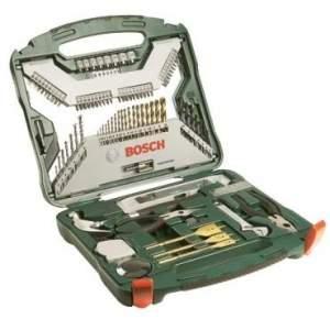 [Salfer] Kit 103 Peças para Parafusadeira - Marca Xline Bosch - R$120