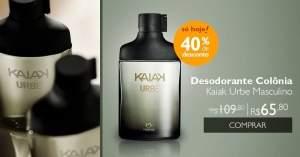 [Natura] Desodorante Colônia Kaiak Urbe Masculino - 100ml - R$66