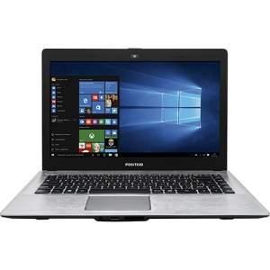 "Notebook Positivo Stilo XR3550 Intel Dual Core 4GB 500GB Tela LED 14"" Windows 10 - Cinza Escuro R$1196,15 á vista"