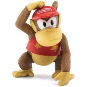 [Rihappy] Boneco Diddy Kong - Nintendo Super Mario Bros - R$30