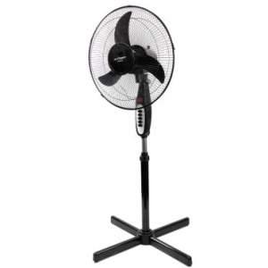 [Ricardo Eletro] Ventilador de Coluna 3 velocidades, hélice de 40cm, preto e 40w de Potência PH-FS40 - Phaser por R$ 60