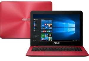 "[Submarino] Notebook ASUS Z450LA-WX006T Intel Core i5 8GB 1TB LED 14"" Windows 10 Vermelho por R$ 1934"