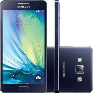 [Shoptime] Smartphone Samsung Galaxy A5 Duos Dual Chip Desbloqueado Android 4.4 por R$ 890