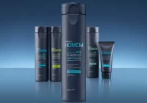 [Natura]  Shampoo Natura Homem 2 em 1 - 300ml R$ 17