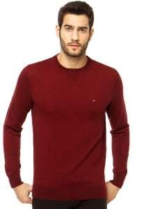 [Dafiti] Suéter Tommy Hilfiger vermelho R$106,90