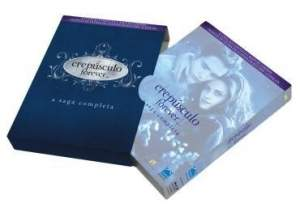 [Saraiva] Kit do Filme Crepúsculo Forever - A Saga Completa - 6 Discos - Blu-Ray - R$40