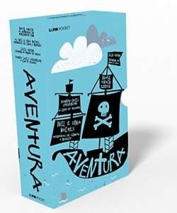 [Amazon] Aventura - Caixa Especial com 4 Volumes. Coleção L&PM Pocket por R$ 40