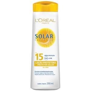 [Ikesaki] Protetor Solar Loreal Expertise 200ml FPS 15 - R$17