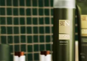 [Natura]  Espuma de Barbear Sr N - 200g / 223m  R$ 28