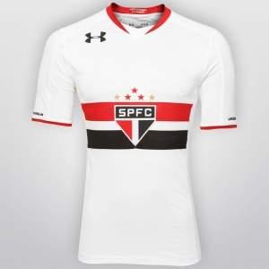 [Netshoes] Camisa feminina São Paulo Under Armour s/nº - R$80