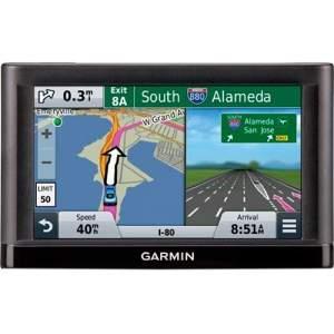 [Americanas] GPS Automotivo Garmin Nüvi 55 Tela 5'' com Função PhotoReal Junction View - R$450