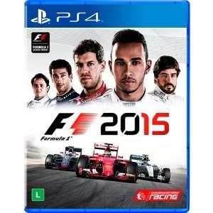 [Americanas] Game F1 2015 - PS4 por R$ 136