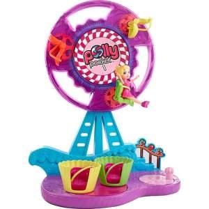 [Submarino] Brinquedo Polly Pocket Conjunto Parque Roda Gigante - Mattel - R$40
