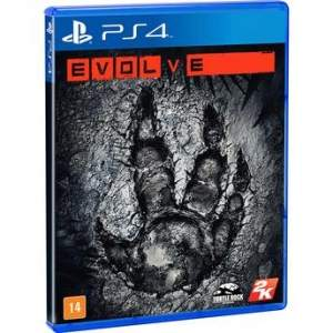 [Walmart] Jogo Evolve - PS4 - R$69