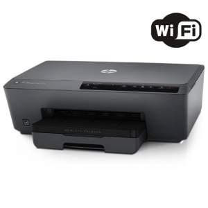 [Mega Mamute] Impressora Jato de Tinta Colorida Wireless ePrinter HP Officejet Pro 6230 E3E03A HP por R$ 173