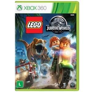 [Extra] Jogo LEGO: Jurassic World Xbox 360 - R$149