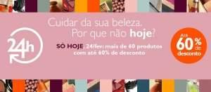[Natura] Mais de 60 produtos com até 60% de desconto!