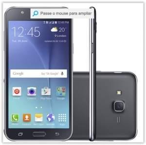 "[Submarino] Smartphone Samsung Galaxy J7 Duos Dual Chip Desbloqueado Android 5.1 5.5"" 16GB 4G 13MP - Preto por R$ 1061"