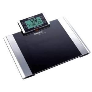 [Clube do Ricardo] Balança Digital de Bioimpedância com Plataforma Estendida, Visor LCD Móvel EF 934 - Bioland - R$160