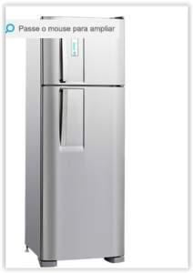 [Submarino] Geladeira / Refrigerador Electrolux Frost Free DF36X 310L - Inox  por R$ 1336