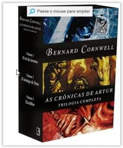 [Submarino] Livro - Box As Crônicas de Artur (3 Volumes) por R$ 36