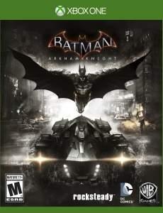 [LivrariaCultural] BATMAN - ARKHAM KNIGHT (XBOX ONE) - R$ 99,90