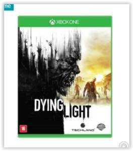 DYING LIGHT BR (XBOX-ONE) por R$ 71