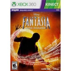[Ponto Frio] Jogo Disney Fantasia: Music Evolved - Xbox 360