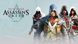 [Nuuvem] Super Promoção - Fim de semana Assassin's Creed - PC á partir de R$8,49