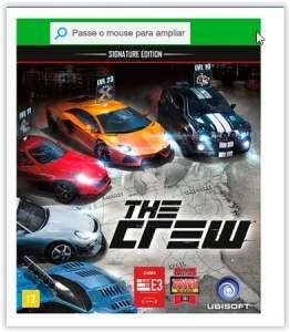 [Submarino] Game The Crew: Signature Edition - XBOX ONE por R$ 54