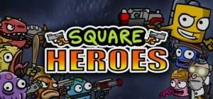 [Gleam] Square Heroes grátis (ativa na Steam)