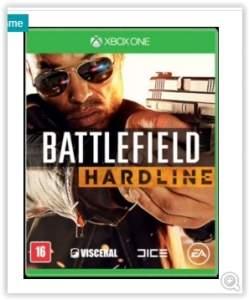 [Livraria Cultura] BATTLEFIELD HARDLINE (XBOX ONE) por R$ 80