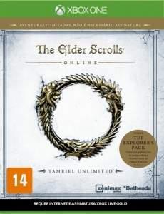 [Livraria Cultura] Jogo The Elder Scrolls Online Tamriel Unlimited - Xbox One - R$80