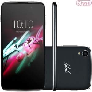 [CISSA MAGAZINE] Smartphone Alcatel Idol 3 - R$699