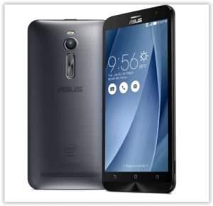 "[Saraiva] Smartphone Asus Zenfone 2 Prata Tela 5.5"" Android 5 Câmera 13Mp Dualchip Intel Atom Quad Core 32Gb  por R$ 1282"