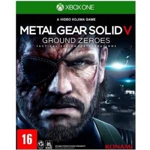[Casas Bahia] Jogo Metal Gear Solid: Ground Zeroes - Xbox One por R$ 29