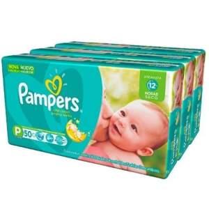 [Kangoolu] Fralda Pampers Total Confort P/M/G/XG/XXG por 90