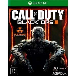 [Extra] Jogo Call of Duty: Black Ops III - Xbox One por R$ 137