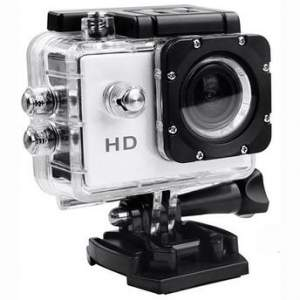 [WALMART] - Câmera Filmadora para Esportes SportsCam 720p - R$ 129