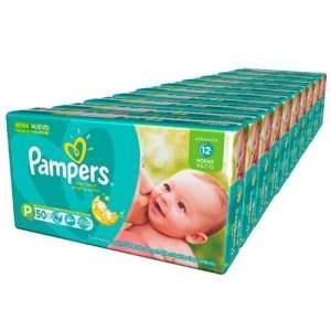 [Kangoolu] Fralda Pampers Total Confort Mega /M/G/XG/ por R$ 296