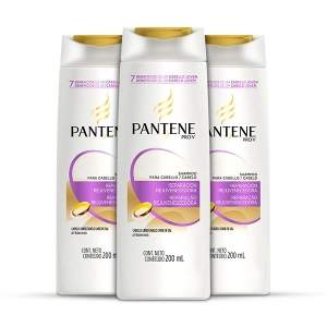 [Netfarma] Kit Pantene Shampoo Reparação Rejuvenescedora, 200ml - R$19
